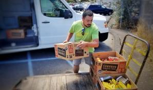 Food for People's Local Store Food Recovery