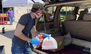 Food for People changes amid COVID Pandemic