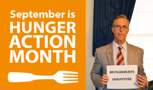 Take Action against Hunger
