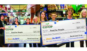 North Cost Co-op Share the Spirit