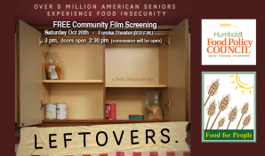 Leftovers film screening