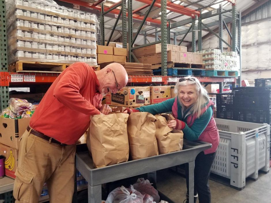 Food for People's Homebound Delivery Program