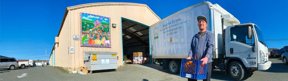 Mobile Produce Pantry Pop-ups